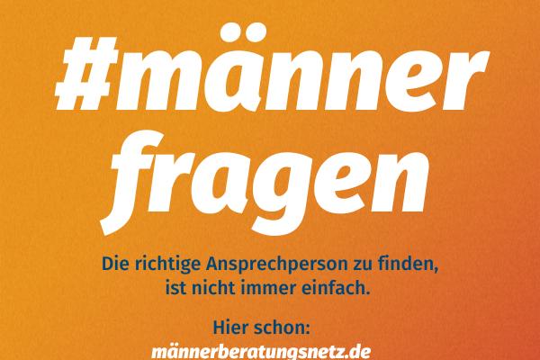Website-Banner #männerfragen IMAGE